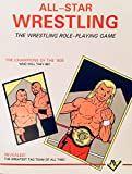 All-Star Wrestling The Wrestling Role-Playing Game RPG