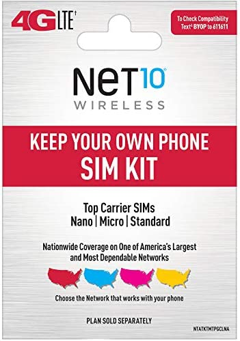 Net10 Keep Your Phone Prepaid product image