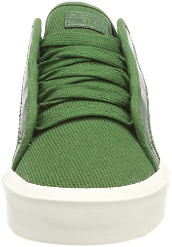 buy cheap find great G-STAR RAW Men's Strett Low Trainers White (Deep Nuri Green 8887) get authentic cheap price 100% guaranteed cheap online find great original sale online oIQyOc