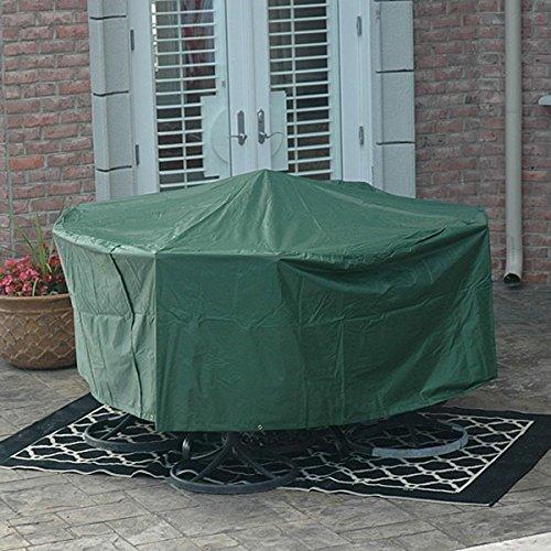 mark8shop 100x 227cm Housse pour Ensemble de meubles de jardin table d'extérieur étanche Abri