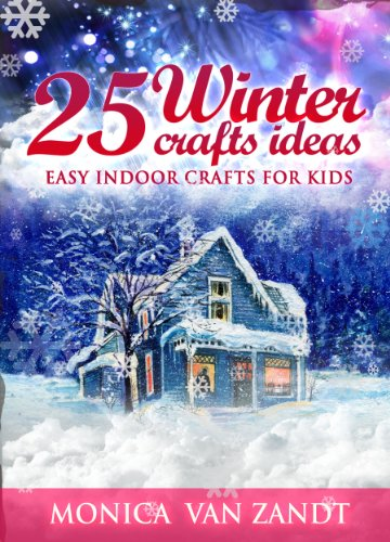 25 Winter Craft Ideas Easy Indoor Crafts For Kids Seasonal Craft