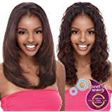 """Tru Indian Remy Human Hair Weave Janet Collection Dolche Ripple Deep 5pcs [10"""",12""""]"""