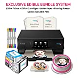 Icinginks Edible Printer Art Package - Comes With Edible Printer, Edible Cartridges, Wafer - Best Reviews Guide