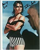 Talisa Soto Signed Autographed Sexy Glossy 8x10 Photo - COA Matching Holograms