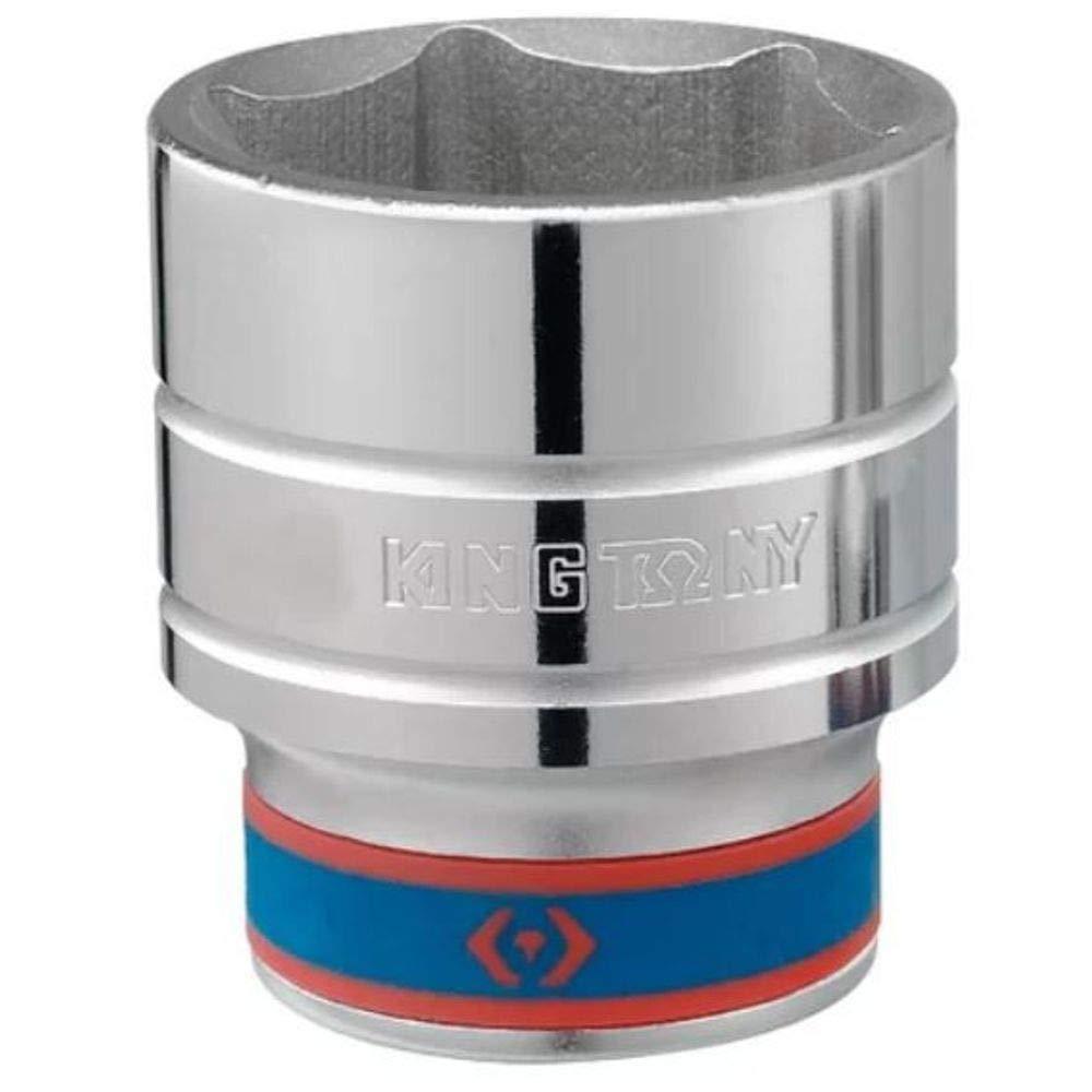 king tony 633527M Douille Mé trique 3/4' Standard, 27 mm