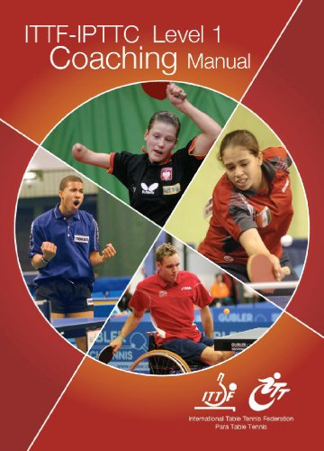 Buy Discount ITTF-IPTTC Level 1 Coaching Manual (Table Tennis Coaching)