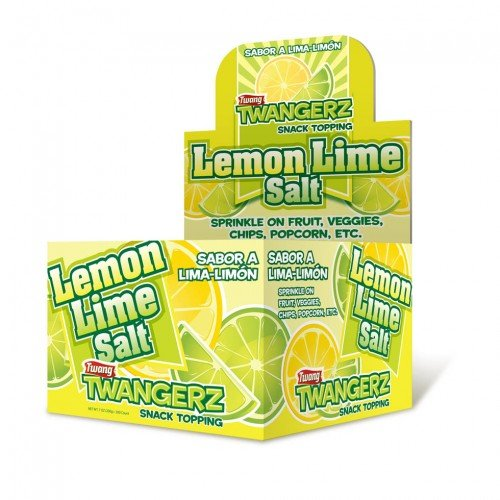 Twang Lemon-lime Salt (Pack of 400)