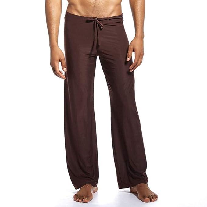 Mmllse Pantalones De Pijama Yoga Pantalones De Pijama ...