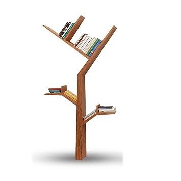 AJZGF Baum Regale Einfache Regale Kreative Regale ...
