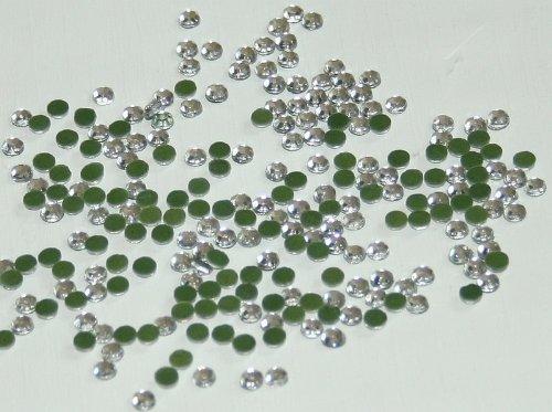 New ThreadNanny 5700 Hot Fix Rhinestone Crystals - Clear Diamond Color - 6 sixes by ThreadNanny