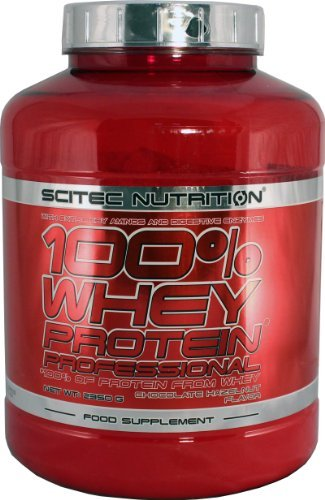 Scitec Nutrition Professional Whey Protein, Vanilla by Scitec Nutrition