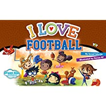 I Love Football: Team Cover (I Love Series)