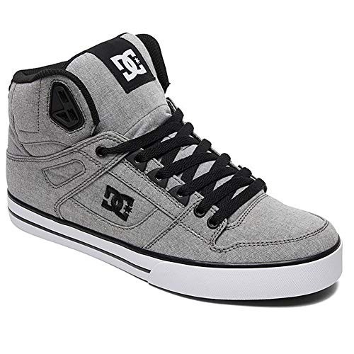 Wc Men's Hi Se Shoes Sneaker Top Tx Pure Dc Gray Gry 7UTxtqwZT