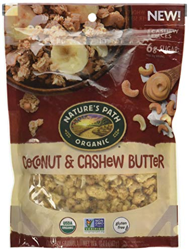 (Natures Path Granola Coconut Cashew Butter, 11)