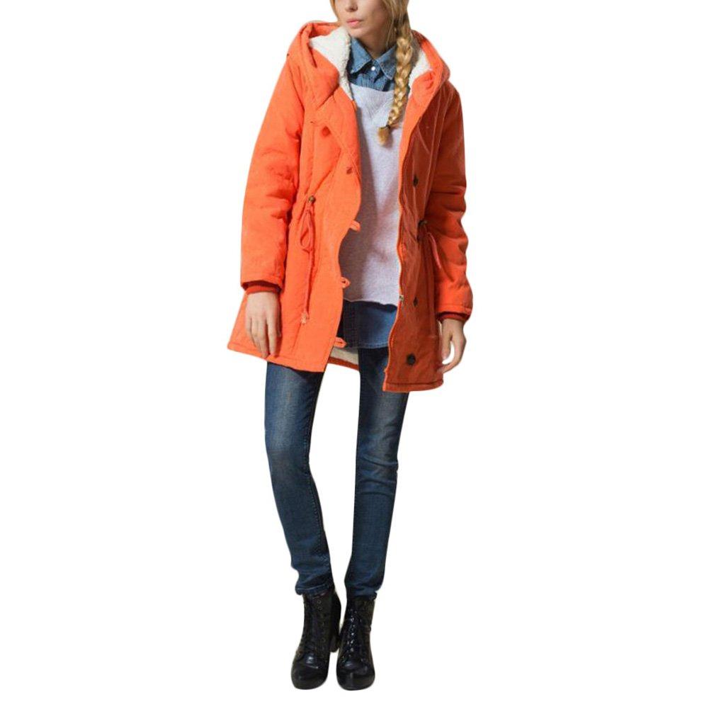 人気ブランドを Uni 4X Clau OUTERWEAR レディース オレンジ B0791FK48X 4X Big オレンジ オレンジ Uni 4X Big, 東京レッドチェリー:8f88a9fc --- arianechie.dominiotemporario.com