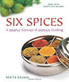 Six Spices, Neeta Saluja, 0789211750