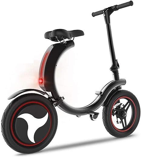 WJSW Pequeña batería de Litio Plegable para Bicicletas eléctricas ...