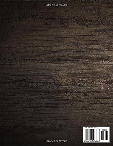 Notary Receipt Book: Notary Log