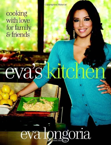 Eva's Kitchen: Cooking with Love for Family and Friends Front Cover