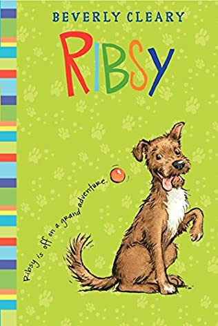 book cover of Ribsy