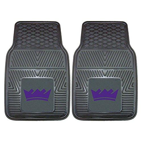 Sacramento Kings Car Mats - FANMATS NBA Sacramento Kings Vinyl Heavy Duty Car Mat