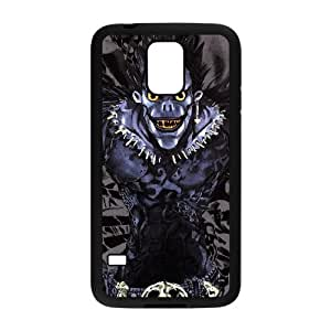 Death Note Samsung Galaxy S5 Cell Phone Case Black DIY Gift pxf005_0259331