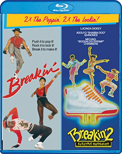 Breakin' / Breakin' 2: Electric Boogaloo [Blu-ray]