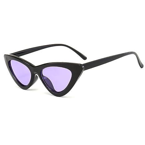 Fascigirl Occhiali da Sole Vintage Occhiali da Sole da Donna Occhio di Gatto Triangolo Moda Occhiali da Sole Modello H3RcqLi