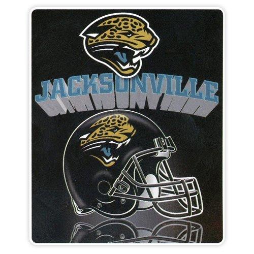 Jacksonville Jaguars Fleece Fabric - 4