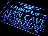 pb-tm Name Personalized Custom Man Cave Beer Bar Neon Light Sign