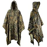 Waterproof Rain Poncho, Leisure Raincoats, Raincoats Unisex Raincoat Ponchos Rainwear for Mountaineering Travel