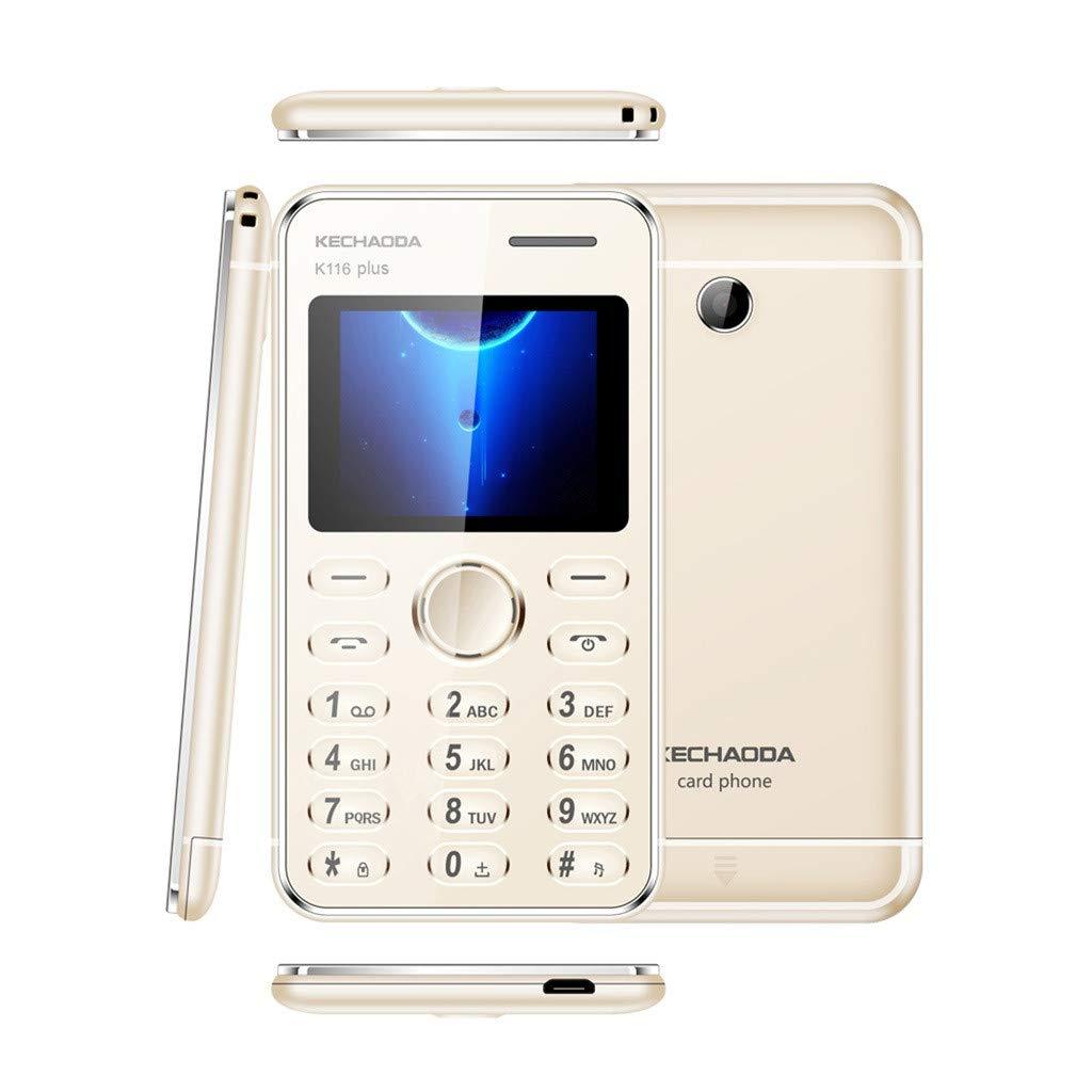 Bescita6 KECHAODA K116 Plus GSM-Handy Dual-SIM-2G