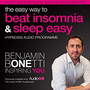 The Easy Way to Beat Insomnia and Sleep Easy with Hypnosis Speech