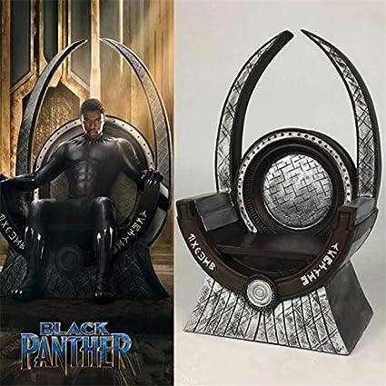 Pleasing Costume Props Superhero Movie Black Panther Wakandan Bralicious Painted Fabric Chair Ideas Braliciousco