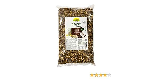 Granovita Muesli Crujiente Con Chocolate Cereales - 750 gr: Amazon.es: Alimentación y bebidas