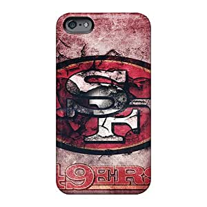 TraciCheung Apple Iphone 6 Protective Hard Phone Case Customized Colorful San Francisco 49ers Series [uJH6950MPyy]