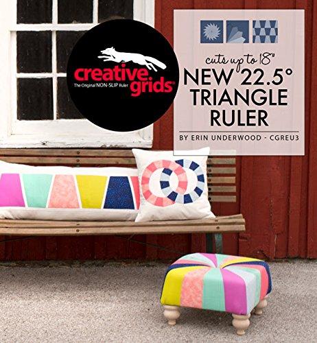 Creative Grids 22.5 Degree 18.5