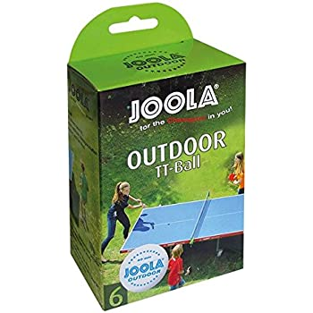 JOOLA Outdoor Balls (6 Pieces)