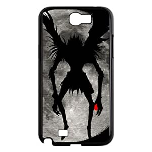 Samsung Galaxy Note 2 N7100 Cell Phone Case Black Death Note HG7628881