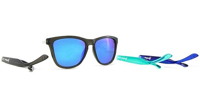 Kameleonz Gafas de sol con patillas intercambiables Surf ...