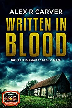 Written In Blood by [Carver, Alex R]