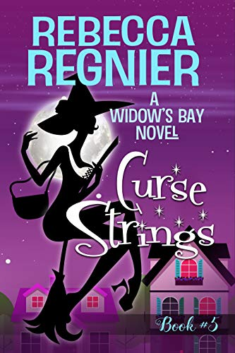 Curse Strings (Widow's Bay Book 5) by [Regnier, Rebecca]