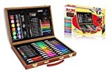 Style Asia 86 Piece Art Set in Wooden Box