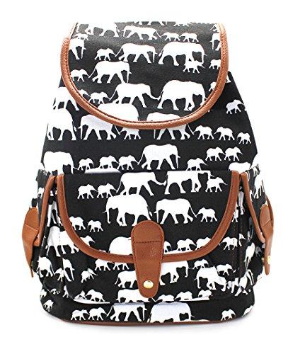 [해외]PickUrStyle 캐주얼 배낭 캔버스 배낭 데이 팟쿠 여자 스타일 패션 스타일/PickUrStyle Casual Backpack Canvas Backpack Daypacks Fashion Style for Girls Women