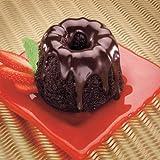 Sweet Street Chocolate on Chocolate Big Baby Bundt Cake 4 ounces (Pack of 36)