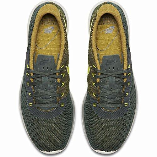 Nike Heren Tanjun Racer Loopschoen Vintage Groen / Outdoor Green