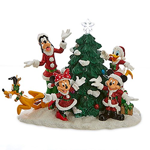 Disney Christmas Tree (Disney Store Santa Mickey Mouse and Friends Light-Up Tree Figure)