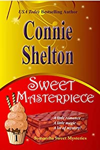 Sweet Masterpiece by Connie Shelton ebook deal