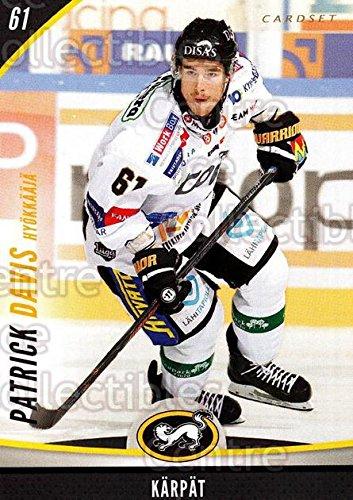 fan products of (CI) Patrick Davis Hockey Card 2015-16 Finnish Cardset (base) 95 Patrick Davis