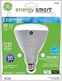 GE Lighting 65388 Energy Smart LED 12-Watt (60-watt replacement) 750-Lumen R30 Floodlight Bulb with Medium Base, 1-Pack Review